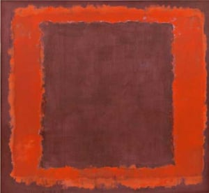 Mark Rothko, Untitled Mural for End Wall 1959