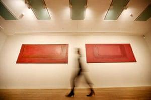 Mark Rothko exhibition, Tate Modern