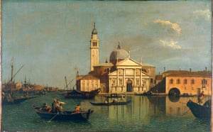 The Church of San Georgio Maggiore