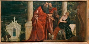 Susanna and the Elders