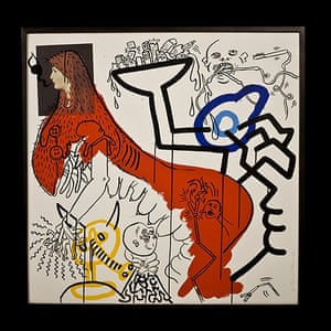 Apocalypse by William Burroughs and Keith Haring