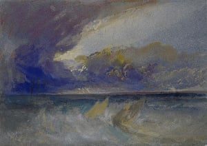 JMW Turner's Sea View