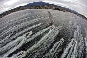 Rolex yacht race