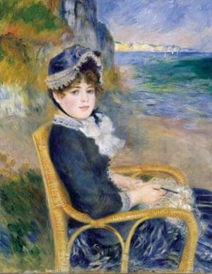 By the Seashore, 1883