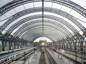 Dresden station redevelopment