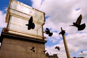 'Monument' by Rachel Whiteread