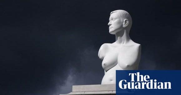 Fourth plinth nude