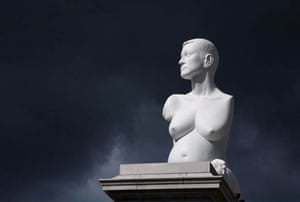 'Alison Lapper Pregnant' by Marc Quinn