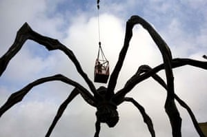 Maman 1999 by Louise Bourgeois