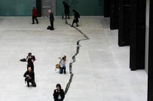 Tate Modern turbine hall Shibboleth