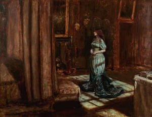 The Eve of St Agnes (1862-3) Oil on canvas