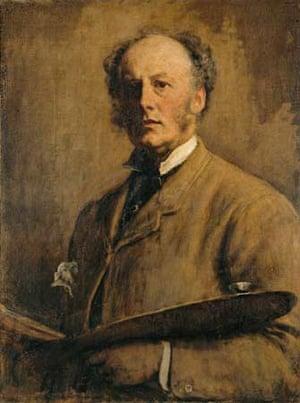 Portrait of the Painter (1880)