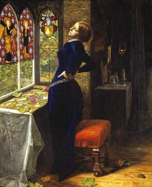 Mariana, 1851 by John Everett Millais