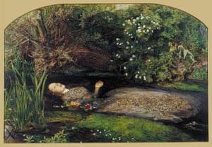 Ophelia 1851-1852