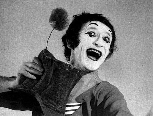 マルセル・マルソー 日本舞踊