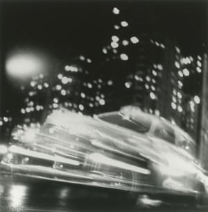 Taxi, New York 1947 © Ted Croner courtesy Howard Greenberg Gallery, New York / Michael Hoppen Gallery