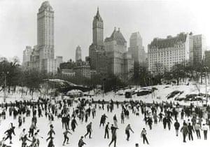 Central Park, New York, 1960 © Neil Libbert courtesy Michael Hoppen Gallery