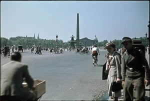Les Parisiens sous l'Occupation