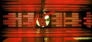 A still from the film 2001: A Space Odyssey, 1968, directed by Stanley Kubrick
