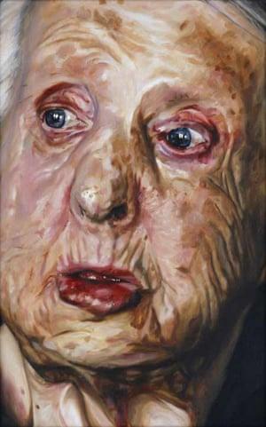 BP Portrait Award: Hannah O'Brien by Robert O'Brien