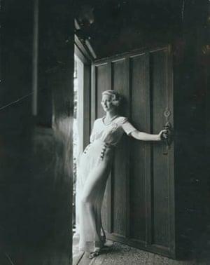 Bette Davis by Maurice Goldberg, 1935