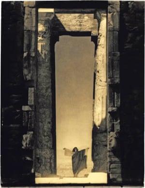 Isadora Duncan by Edward Steichen, 1923
