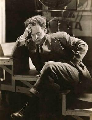 Sergei Eisenstein by Barre, 1930