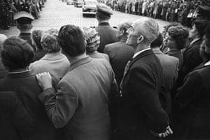 Funeral Wilhelm Pieck, Berlin 1960