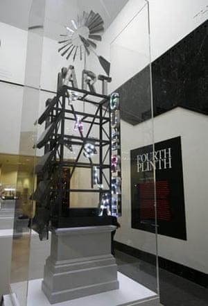 Faites L'Art pas La Guerre (Make Art, Not War) by Bob & Roberta Smith