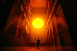 The Weather Project by Olafur Eliasson