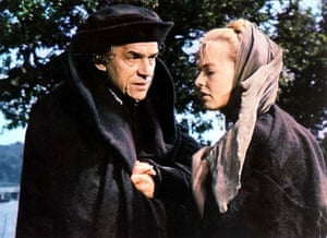 Paul Scofield and Susannah York in 'A Man for All Seasons'