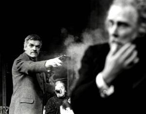Paul Scofield in Uncle Vanya