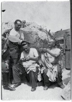 Faces of World War 1