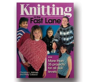 Knitting in the Fast Lane by Christina L. Holmes & Mary Colucci