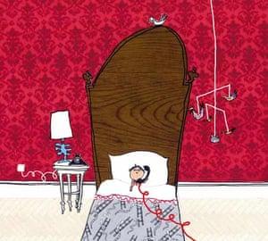 Lauren Child illustration of Hubert Horatio Bartle Bobton-Trent