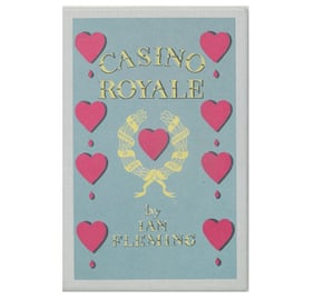Casino Royale first edition cover