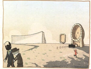 Sand dunes & sonic booms