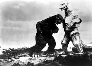 Godzilla vs The Cosmic Monster (1964)