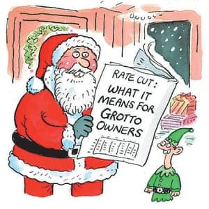 kipper williams christmas santa - Cartoon Christmas Cards