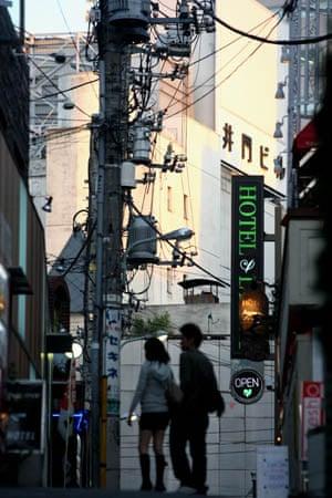 Tokyo love hotels