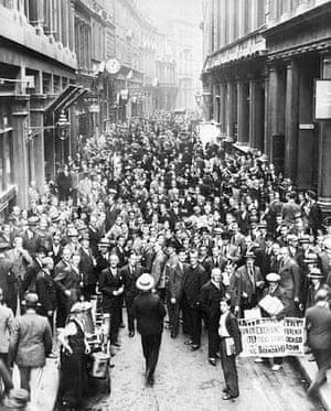 London Stock Exchange 1929