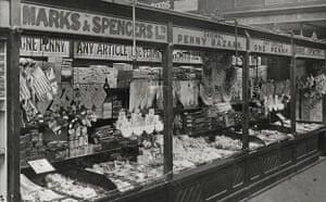 M&S Cardiff pre-1901
