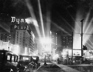 Hollywood in the 1920s