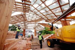 Serpentine Pavilion 2008: Frank Gehry