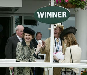 Judith Mackrell at the races
