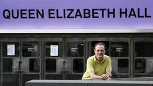 Kevin McCarra at Queen Elizabeth Hall