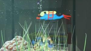 New Atlantis, digital animation