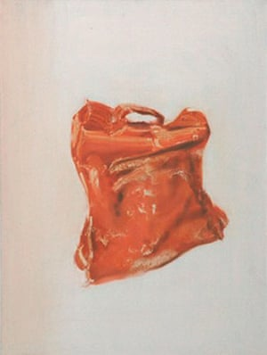 Trunk, oil on canvas