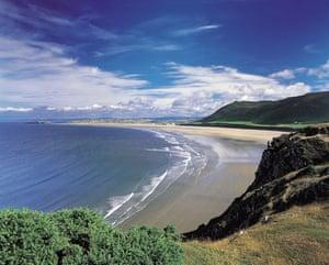 Rhossili, Gower, Wales