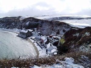 Porthdinllaen, Gwynedd, North Wales